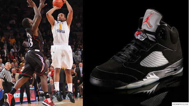 da'sean butler air jordan v