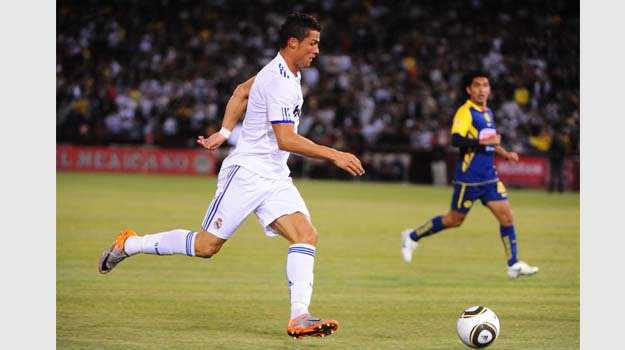 SOCCER: Real Madrid vs Club America