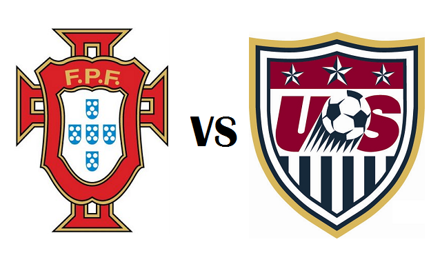 Portugal vs USA