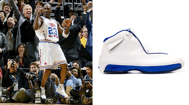 The Shoes Worn For the Most Memorable Moments in NBA All-Star Game History | Complex