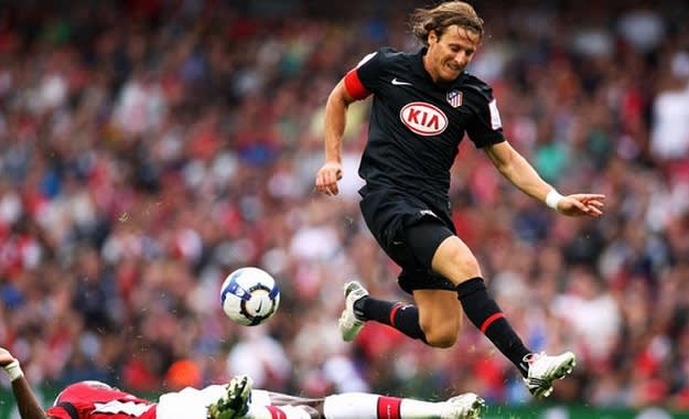 Diego Forlan 0809