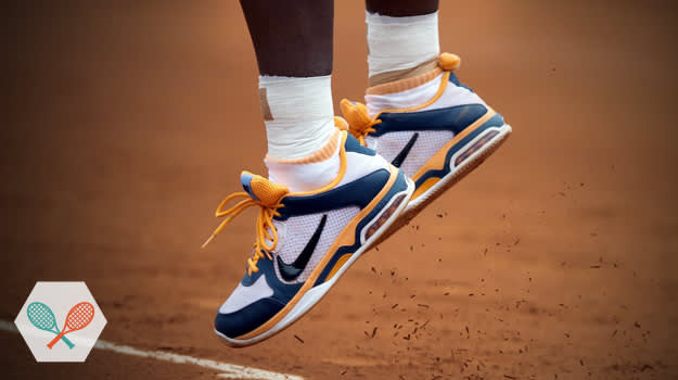 Clay Tennis Shoes Uk