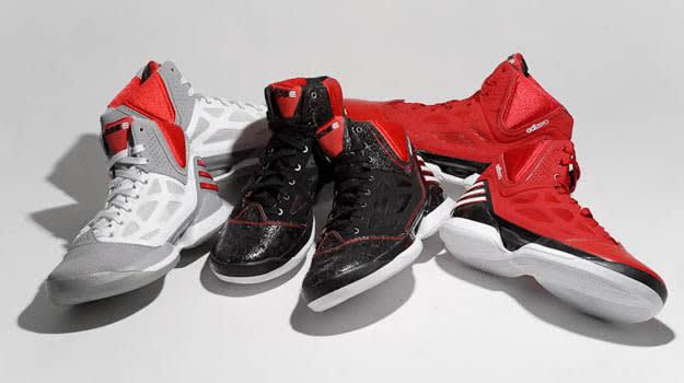 derrick rose 2011 shoes