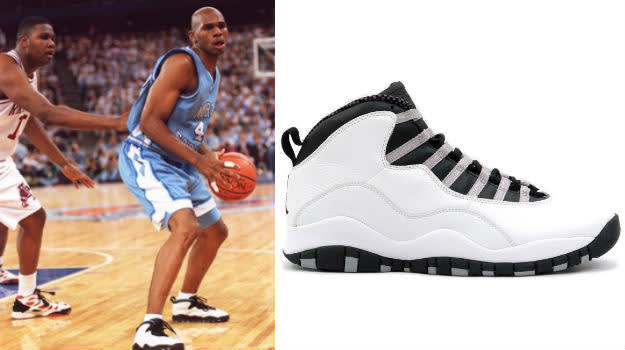 jerry stackhouse air jordan 10