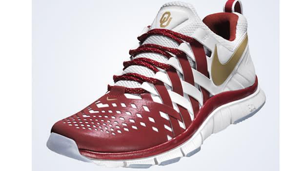 Nike Free Trainer 5.0 Oklahoma