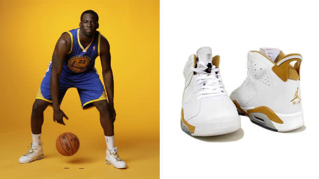 draymond green air jordan 6