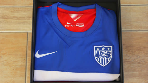 US Away Kit Nike