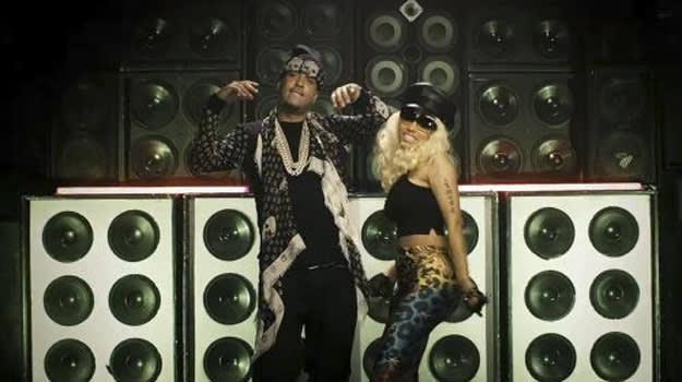 """French Montana feat. Nicki Minaj, """"Freaks"""""""