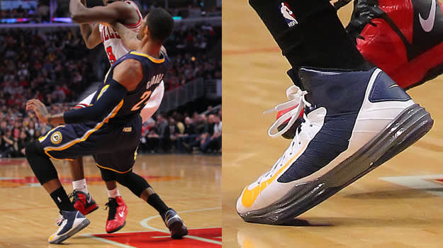 Paul George - March 23