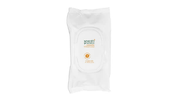 Seventh Generation Facial Wipes
