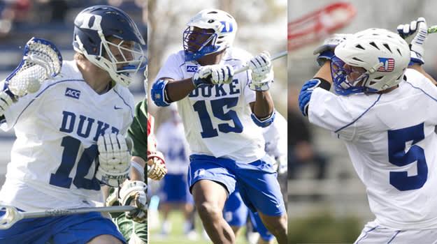 Duke Lacrosse 2014
