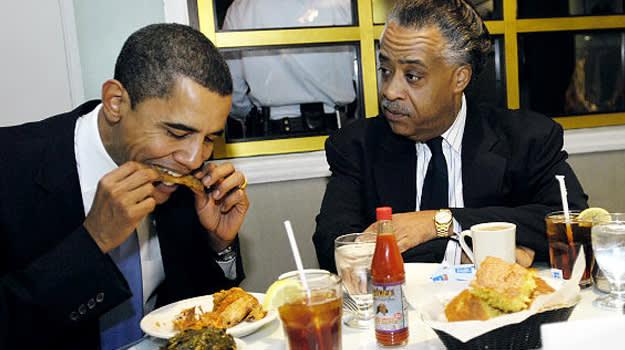 obama chicken