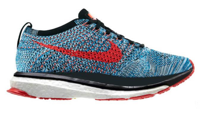 Nike Flyknit x adidas Energy Boost