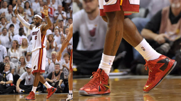 LeBron X PS Elite Finals