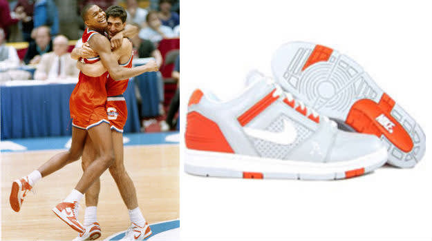 rony seikaly nike air force 2