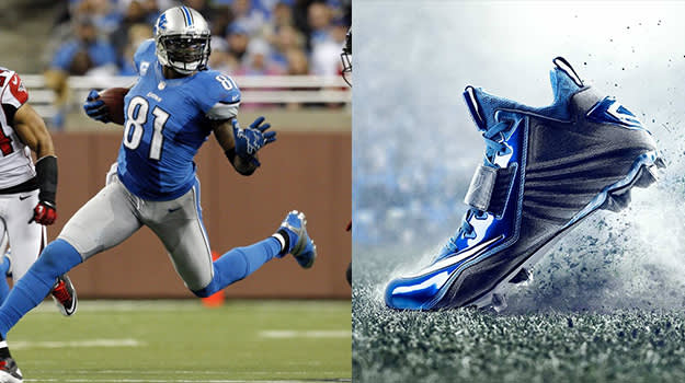 Good Wide Receiver Shoes