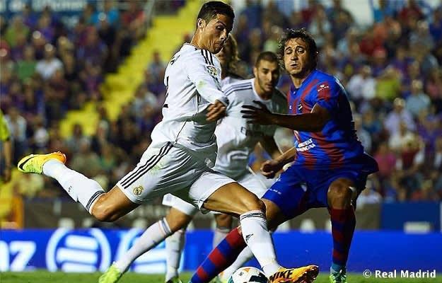Weekend in Soccer - Ronaldo