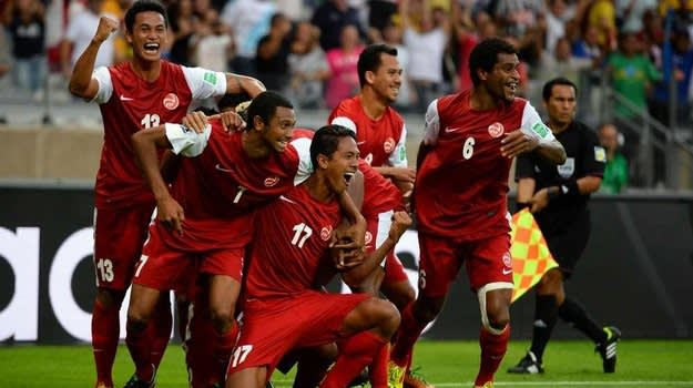 Tahiti Scores