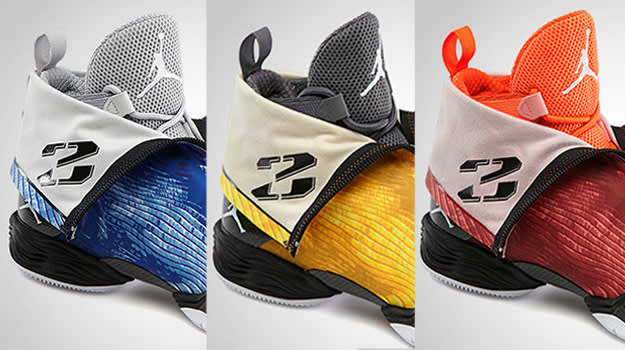 AJ 28 Color Pack 1