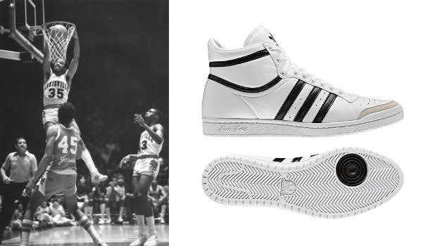 darrell griffith adidas top ten hi