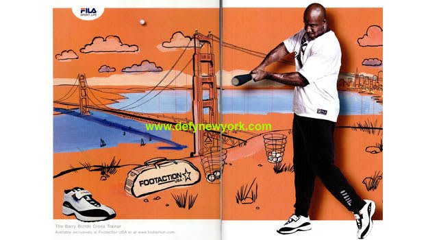 The Complete History of Baseball Signature Trainers Kompleks  Complex