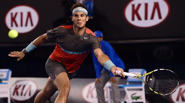 Rafael Nadal Tennis Racket