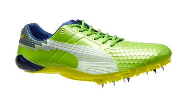 usain bolt puma spikes