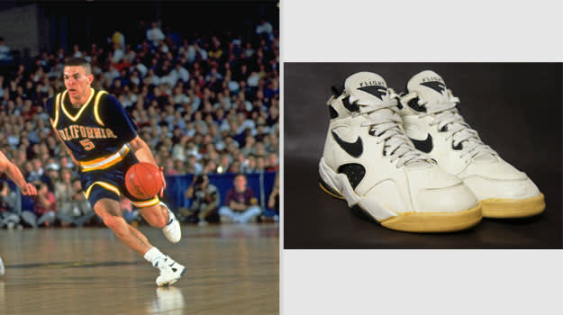 Jason Kidd Cal Bears Nike Air Maestro