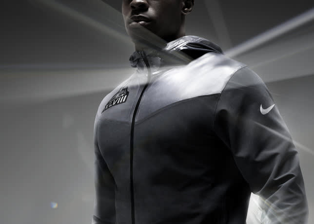 Nike Super Bowl Edition Sweatless Jacket