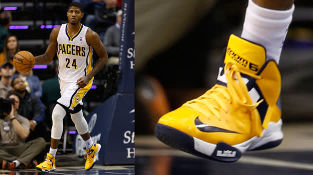Paul George - Dec 14