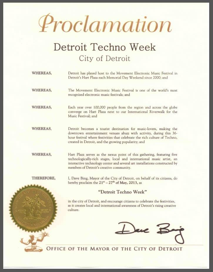 detroit-techno-week-proclamation