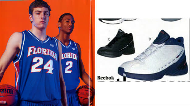 david lee james white reebok 2 go