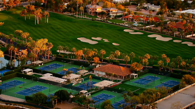 Tennis Garden at the Phoenician