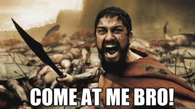 300 Spartan meme