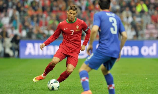 Strikers CR7