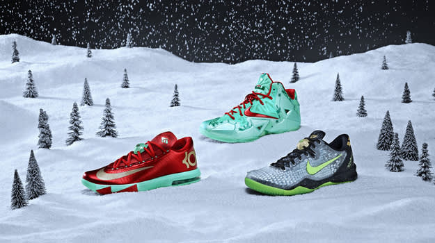 Nike Basketball Christmas Pack