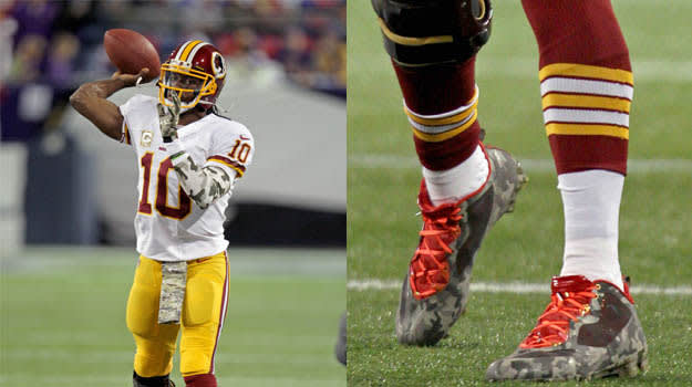 "adidas RGIII ""Know Your Why"""