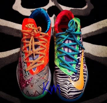 Nike KD 6 What The KD
