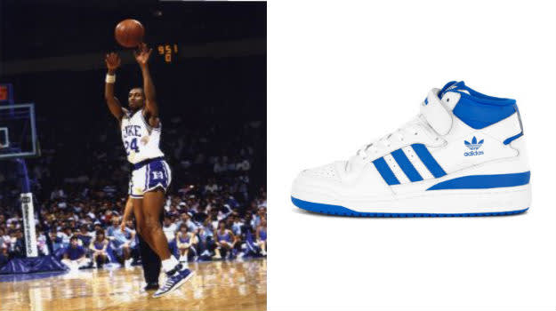 johnny dawkins adidas forum