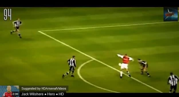 Bergkamp Goal