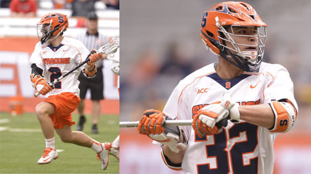 Syracuse Orange Lacrosse 2014