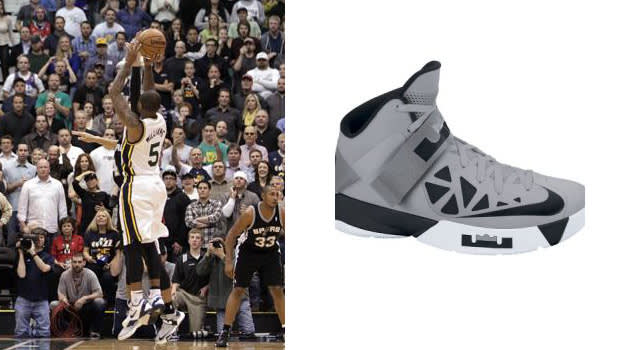 9. Mo Williams Nike Zoom Soldier VI Mens