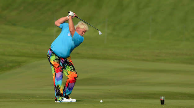 John Daly worst outfit
