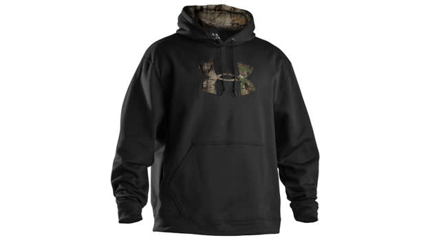 UA Fleece Tackle Hoodie