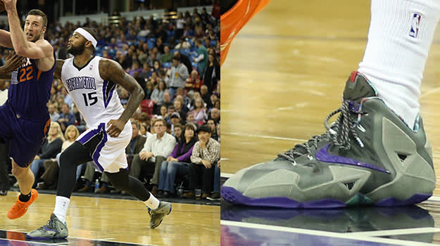 The Shoes That Won Last Night: Marcus Smart Erupts for 39 ...
