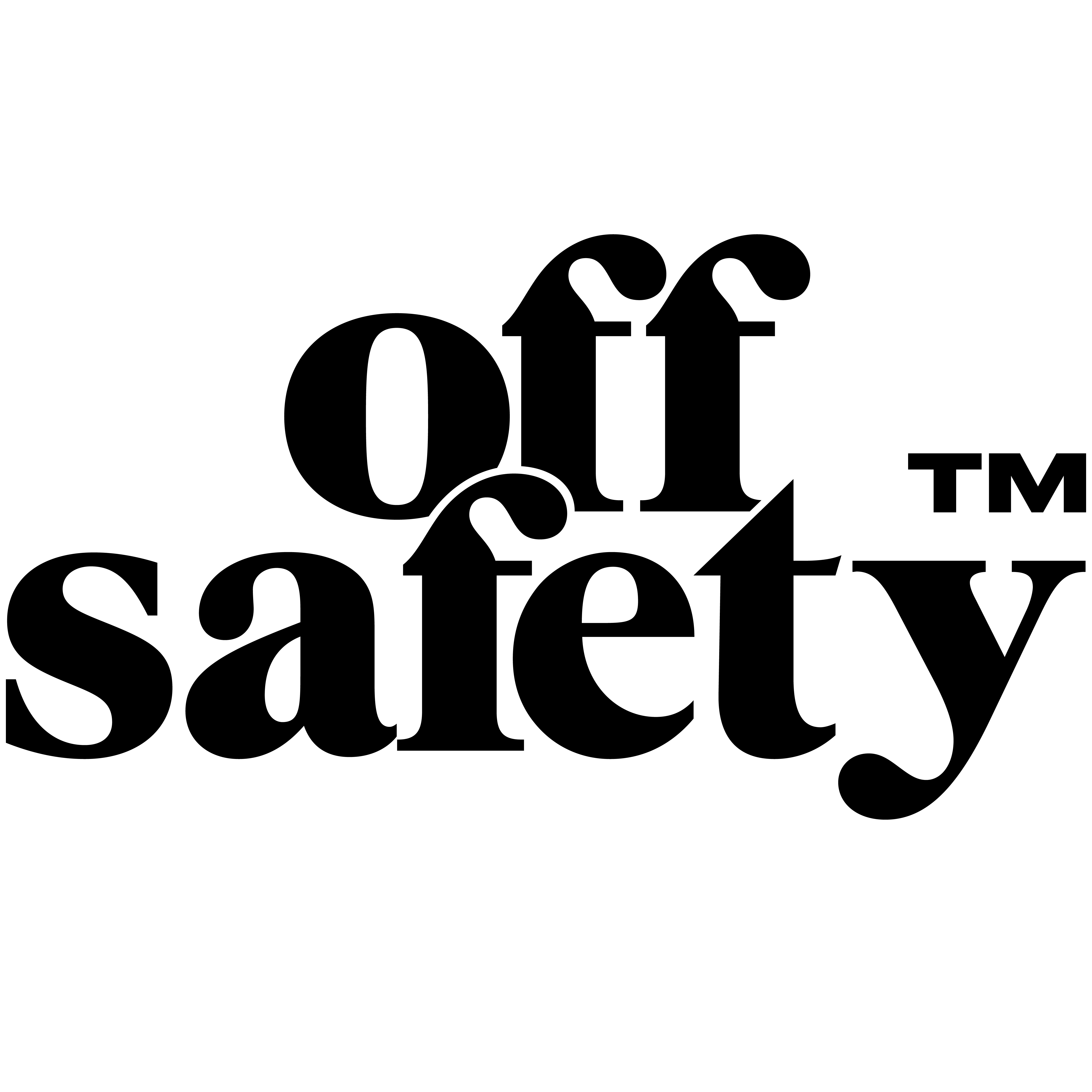 OFF SAFETY x AALIYAH'S
