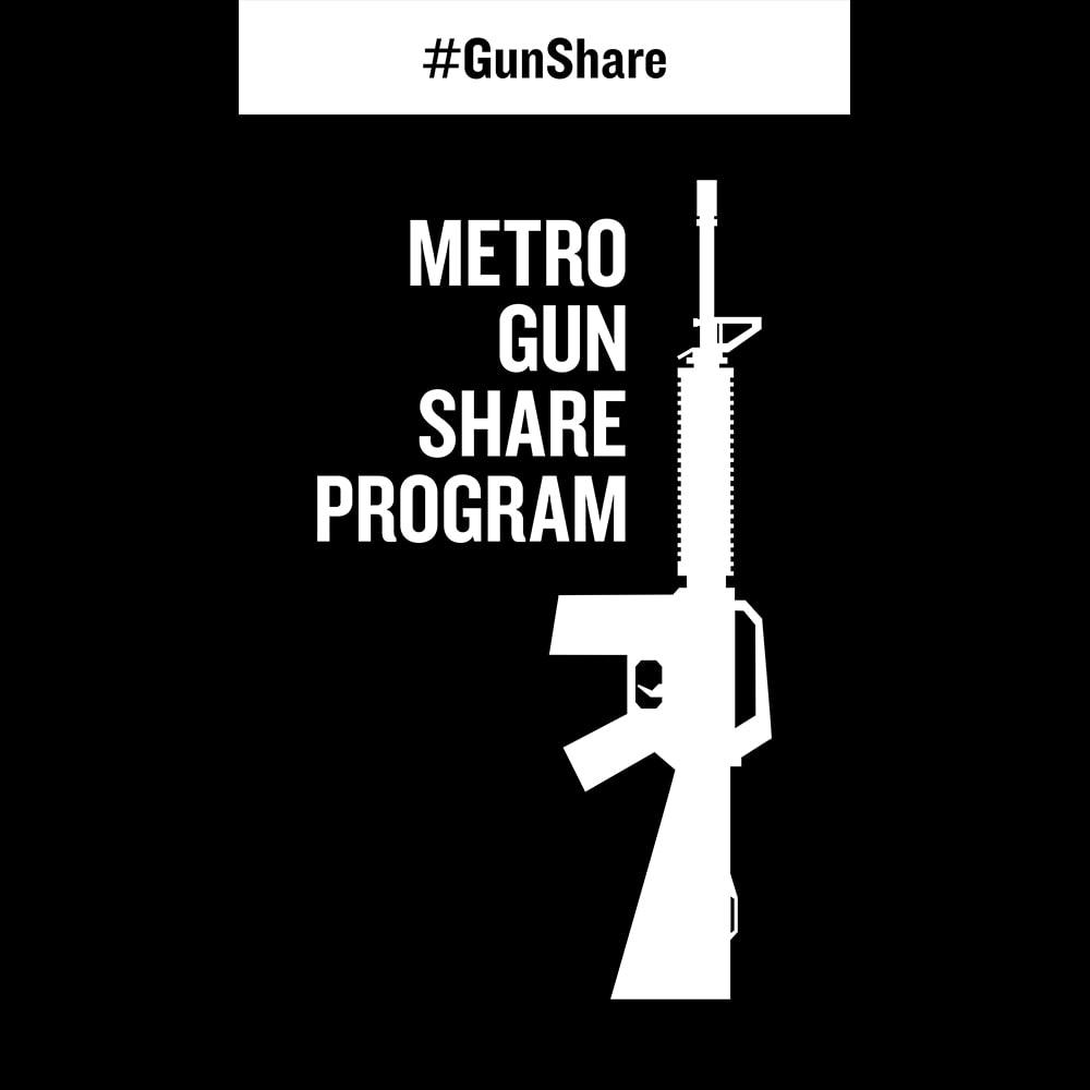 METRO GUN SHARE