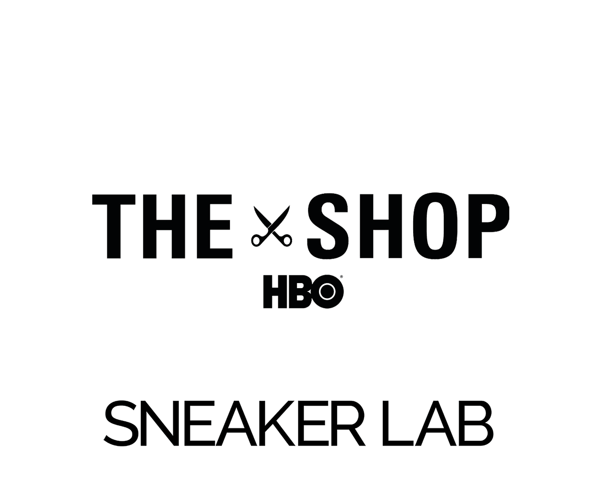 HBO'S THE SHOP | Sneaker Lab