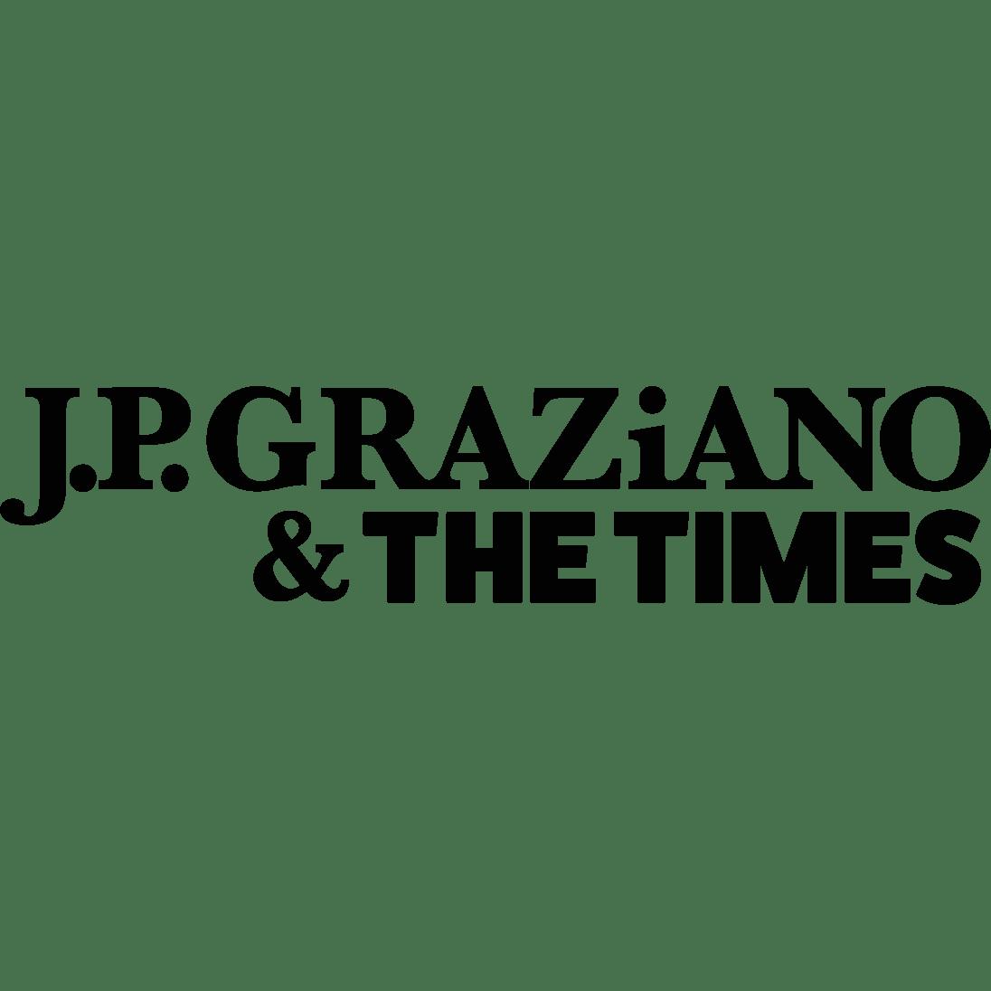 JP Graziano x The Times