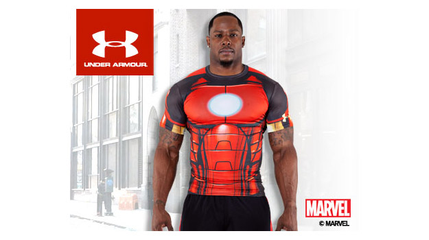 under armour model
